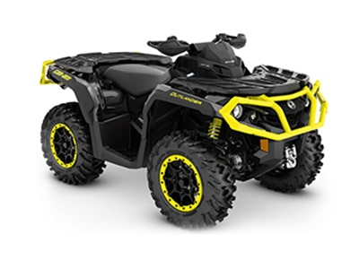 ATVs available at Hicklin Powersports of Grimes, IA